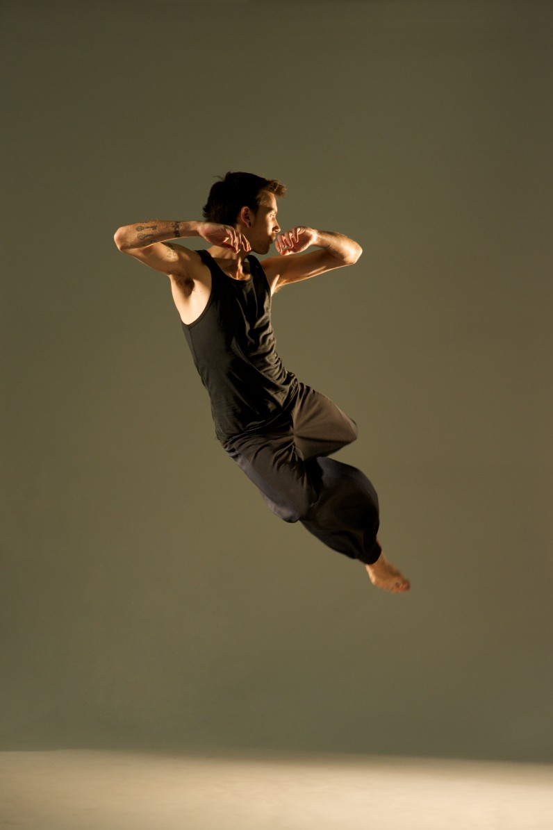 Weightless - dancer Luke Birch