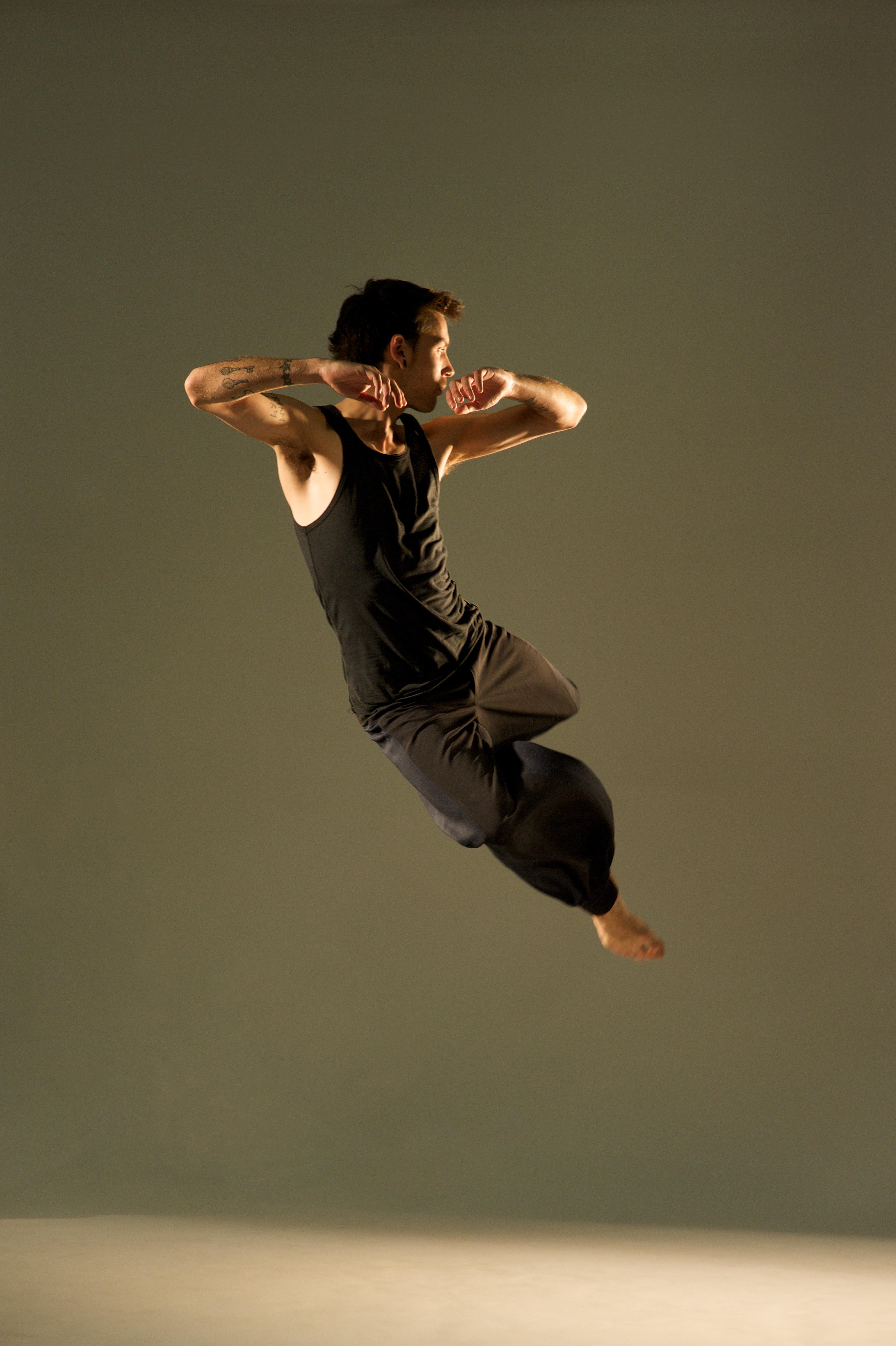 Weightless - dancer Luke Birch