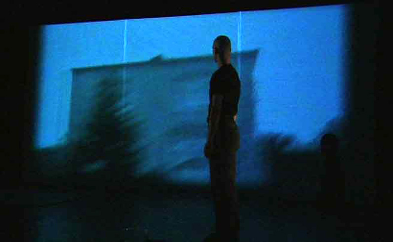 Using Video Projection in Live Performance